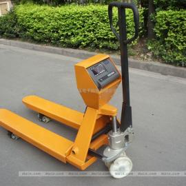 嘉定防爆电子叉车秤,上海电子叉车秤厂家
