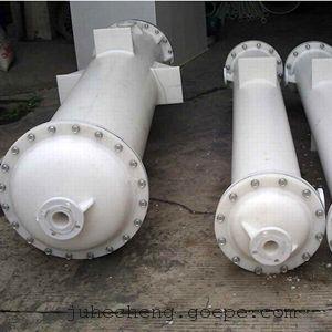 河北 聚和成吸收器 石墨改性聚丙烯列管式降膜吸收器