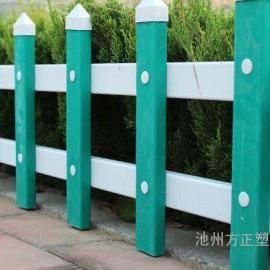 草坪围栏护栏价格-塑钢草坪护栏规格