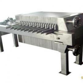 污泥压滤机 东龙板框压滤机 处理污泥效果 全自动厢式压滤机厂家