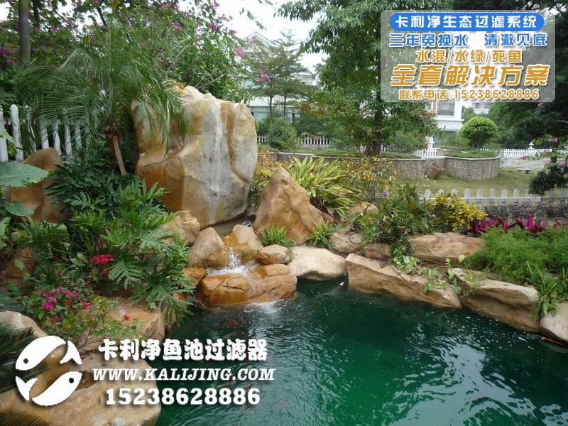 恒运福鳞园林鱼池设计隶属于金明区恒运福鳞水族馆是专业