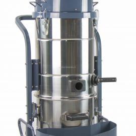 GPB系列工业吸尘器应用钻孔、铣边作业粉尘的收集和净化。