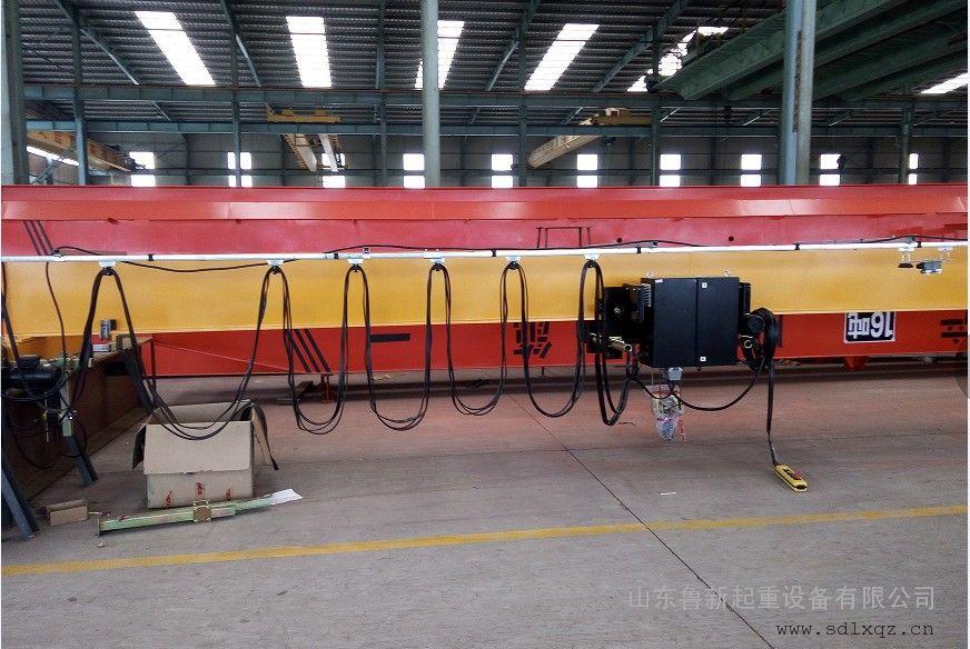 厂家销售鲁新欧式单梁起重机,欧式单梁行吊,欧式单梁天车
