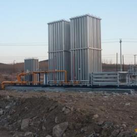 河北LNG气化调峰站设备 LNG气化调压撬 液化天然气气化站 气化器
