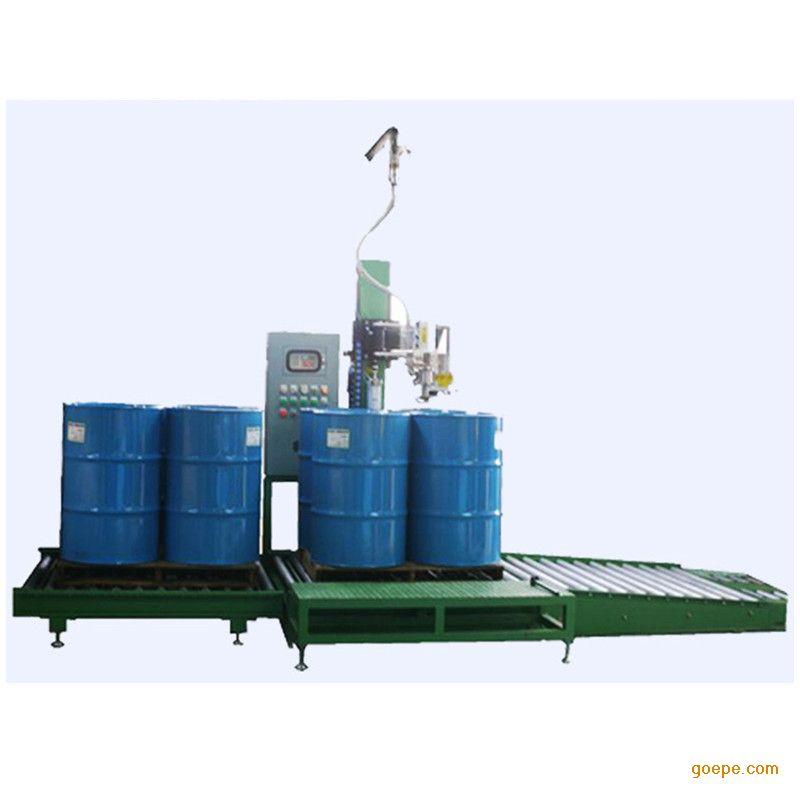 不锈钢大桶半自动灌装机厂家