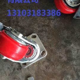 批发 海得利 不锈钢 超重型脚轮 DN-1660