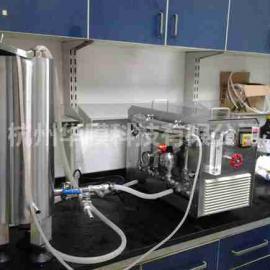 反渗透膜实验装置,杭州华膜,变频控制,循环体积小