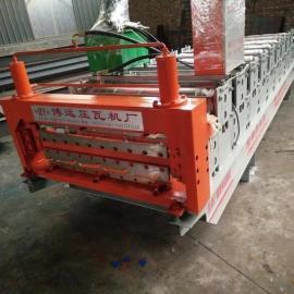 北京840900双层压瓦机 北京全自动彩钢压瓦机