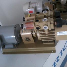 日本好利旺干式真空泵KRX1-P-V-03好利旺印刷风泵 印刷泵