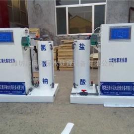 男科医院污水消毒设备厂家|二氧化氯发生器价格
