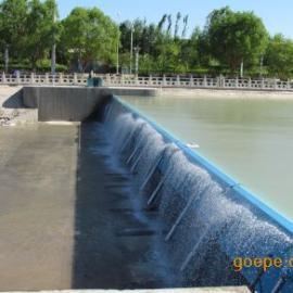 MC名川液压升降坝液压系统操作灵活亦可采用手动开关控制