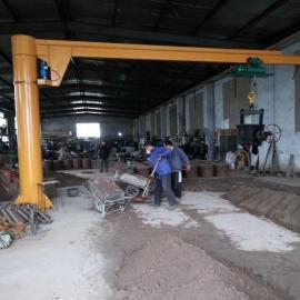 柱式旋臂起重机、悬臂吊制作AG官方下载、立柱电动悬臂吊厂家