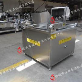 电加热油炸机厂家,电加热虾饼油炸机