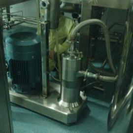 石墨烯管xian式高速fen散机