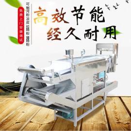现货供应厂家直销金本YC-40高效节能自熟河粉机
