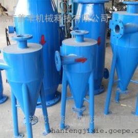 洗煤水�S眯�流除砂器、耐用防腐除砂器