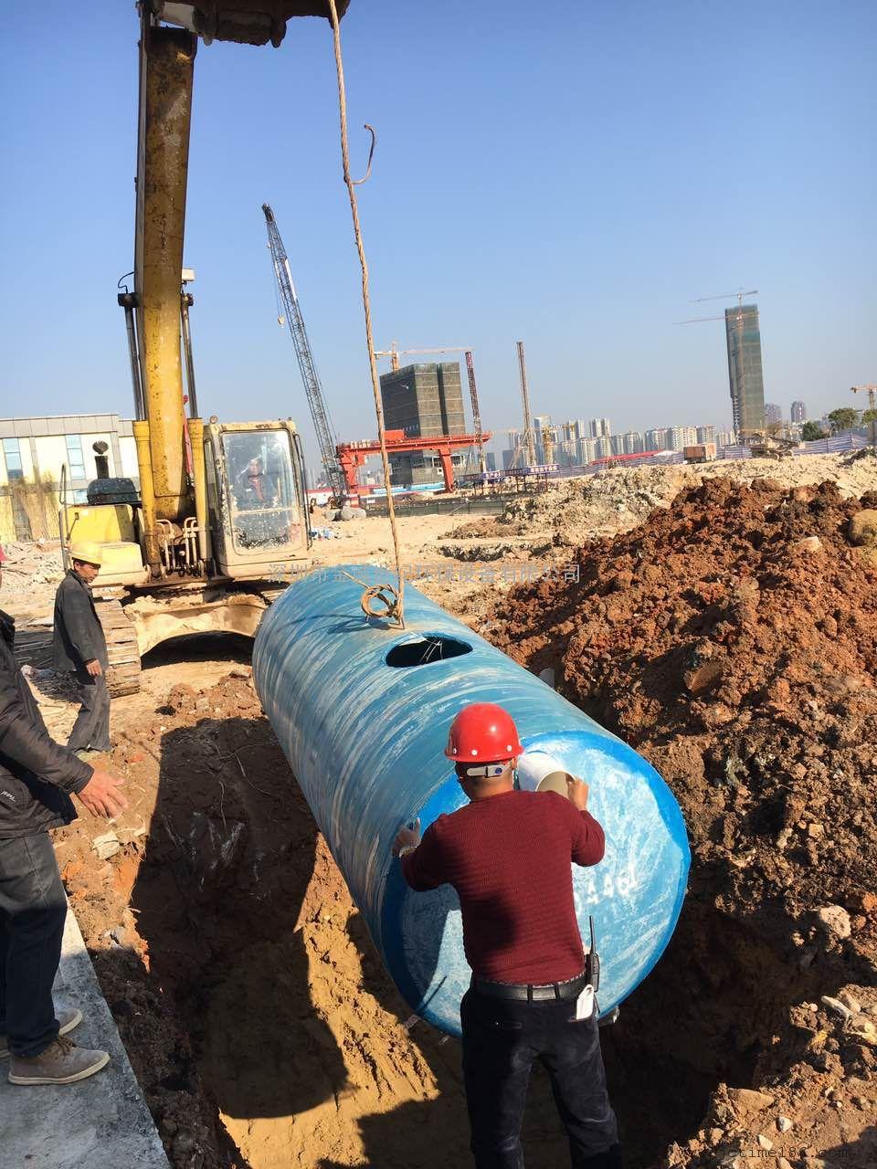 深圳玻ligang化粪池厂zhi造有xian公司