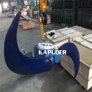 化工厂用潜水推流器 潜水推进器选型及原理 南京凯普德