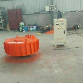 煤矸石砖机电磁除铁器,临朐锐特除铁器生产厂家,RCDB超强磁除铁