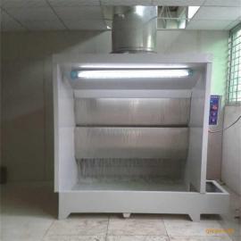 供应厂家直销水帘机喷漆柜 环保水帘柜 水帘柜喷漆台