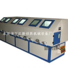 圆管自动打磨机 设备效率高