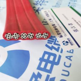 耐弯曲扁电缆,上海标柔电梯电缆供应厂家。