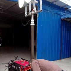 BT6000A全方位移动升降工作灯 CQY6802移动照明车