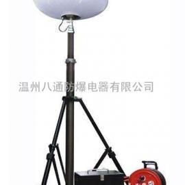BT6000A移动月球照明灯 发电机球型照明车 全方位自动升降工作灯