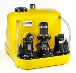 德国进口污水提升器品牌报价选型|污水提升器安装现场图片