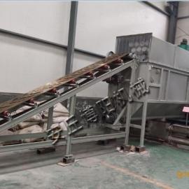 硅石灰自动破袋机、自动无尘拆包投料线规格选型
