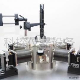 实验室电子元器件真空检测台微电测试小型真空探针台厂家直供