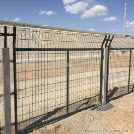 高铁线路防护栅栏
