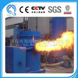 海琦生物质木片燃烧机 气化燃烧机