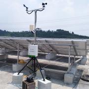 可移动气象站光伏环境监测仪