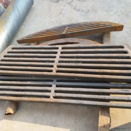 供应锅炉炉排 锅炉圆形炉排 炉箅子 锅炉加厚铸铁炉排 炉排片