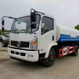 天然气洒水车厂家 东风天然气洒水车 天然气垃圾车销售