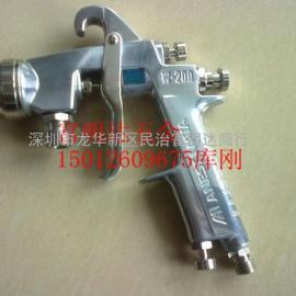 日本岩田W-200手动喷枪岩田手动家具喷枪高雾化喷枪