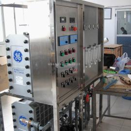 粤茂EDI超纯水处理设备厂