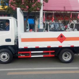 跃进柴油汽油版小型液化气瓶运输车出售