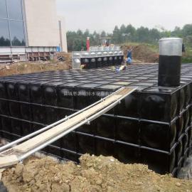 室外埋地一体化消防泵站 消防用水池