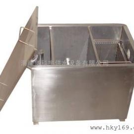 斜板式不锈钢隔油池