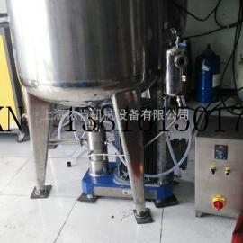 悬fu聚合de生产工艺和高su分散机