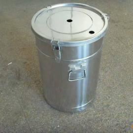 瓦格诺供应不锈钢粉桶型号齐全多种规格