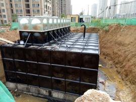 HBP-828-216-80-I-GXFHY大模�K地埋式箱泵一�w化消防水箱