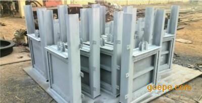 渠道钢制闸门供应商