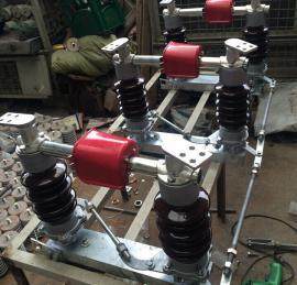 10-35KV户外高压防风型隔离开关熔断器厂家