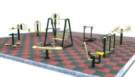 小区健身器材安装,户外健身器材批发