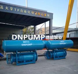 浮筒泵 漂浮式潜水泵 轴流泵