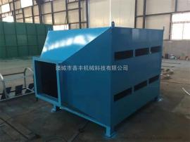 高效活性炭吸附装置油漆房废气处理设备