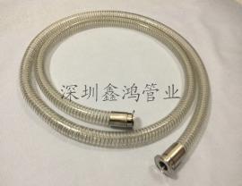 食品级pu钢丝管厂家-鑫鸿管业生产-无塑化剂pu钢丝管